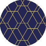 Pattern A, colour Blue