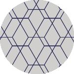 Pattern A, colour Grey